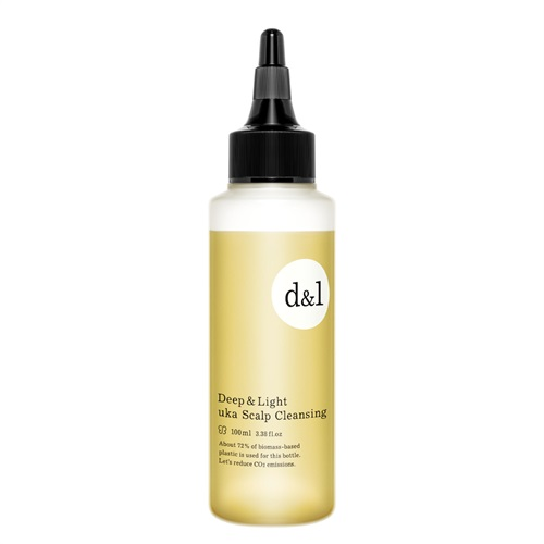 【uka】Scalp Cleansing Deep & Light Mini